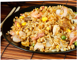 9. Special Fried Rice